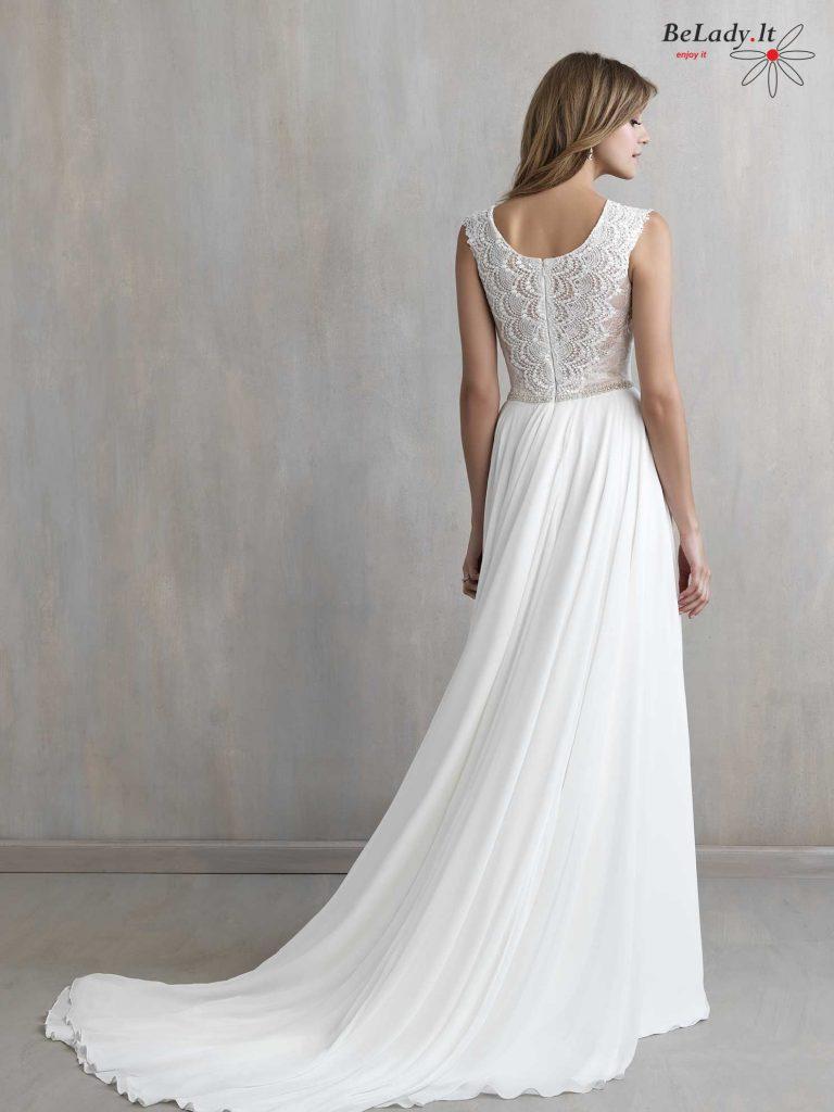 lengva vestuvine suknele MJ218