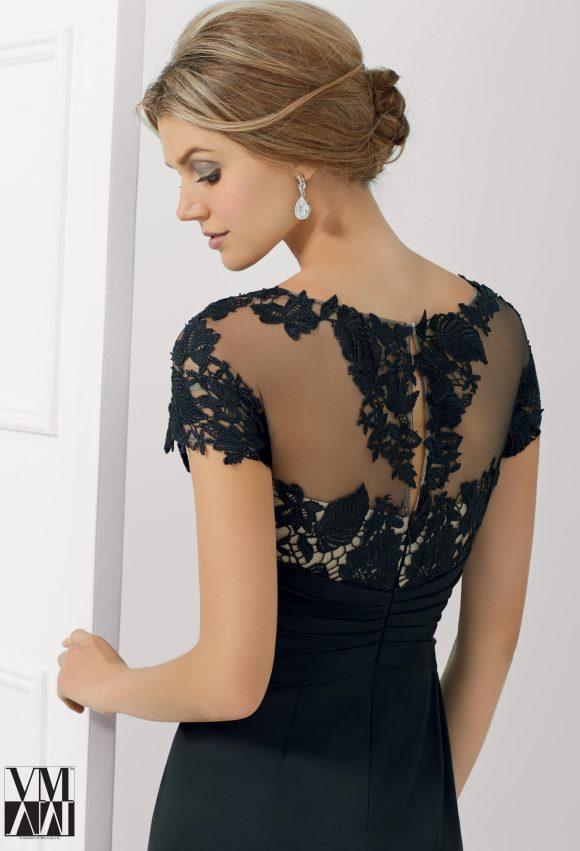 proginė suknelė trumpom rankovytėm