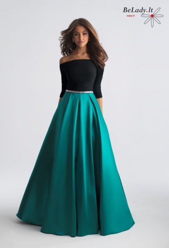 Mikado proginė suknelė 18-609