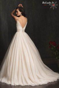 Pusta vestuvine suknele 9067