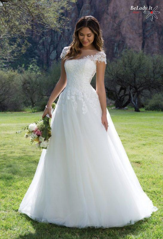 Pūsta vestuvinė suknelė Vilniuje