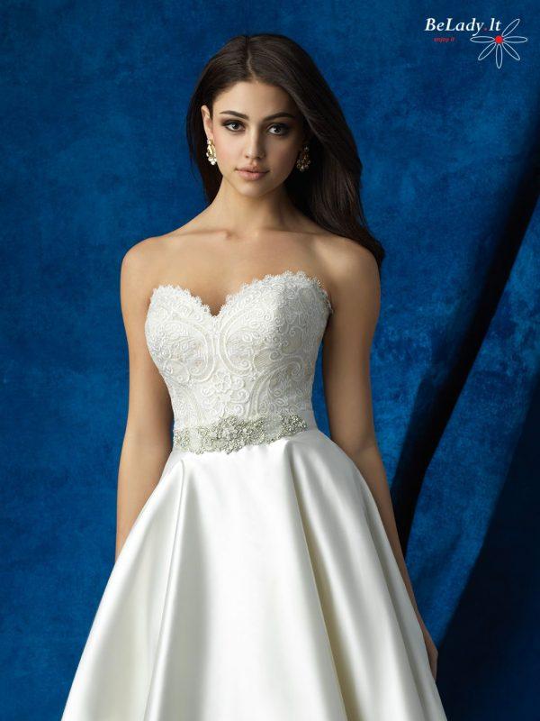 Vestuvinės suknelės nuomai Vilniuje 10_A2004