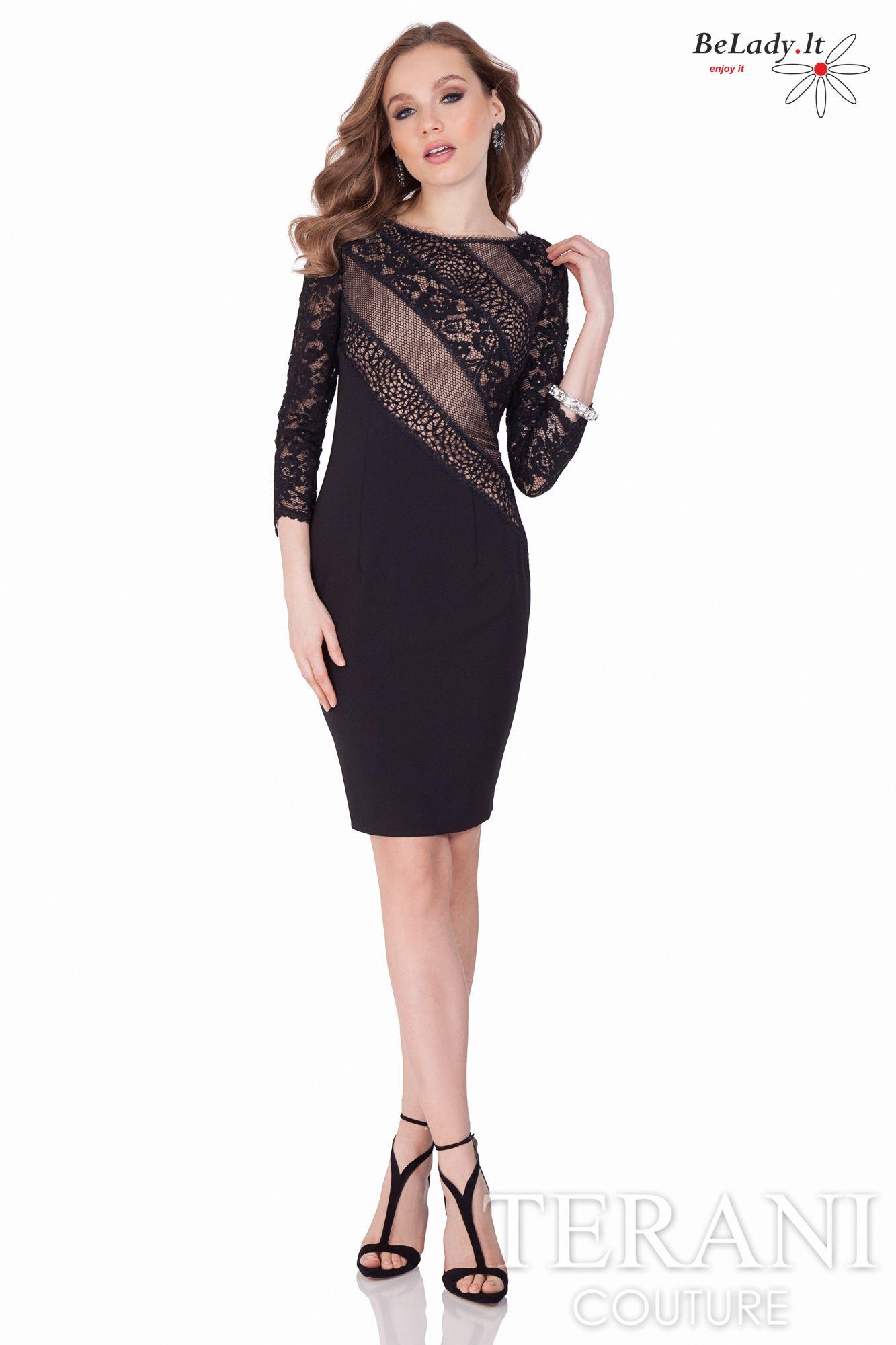 Trumpa proginė suknelė
