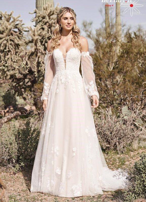 2021 kolekcijos vestuvine suknele