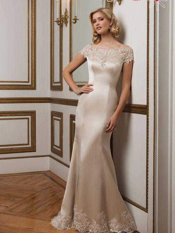 Vintažinė vestuvinė suknelė