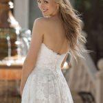 Puošni vestuvinė suknelė 44073_BZ