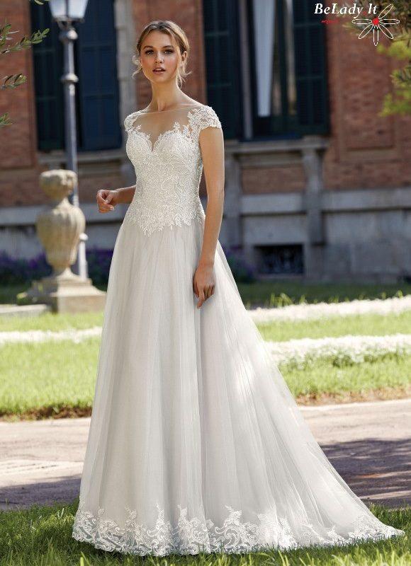 Sincerity vestuvinė suknelė didelio dydžio