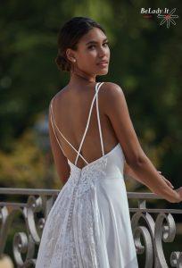 Sincerity kolekcijos vestuvine suknele 44143_BC