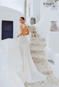 Boho vestuvinės suknelės 2021 kolekcija